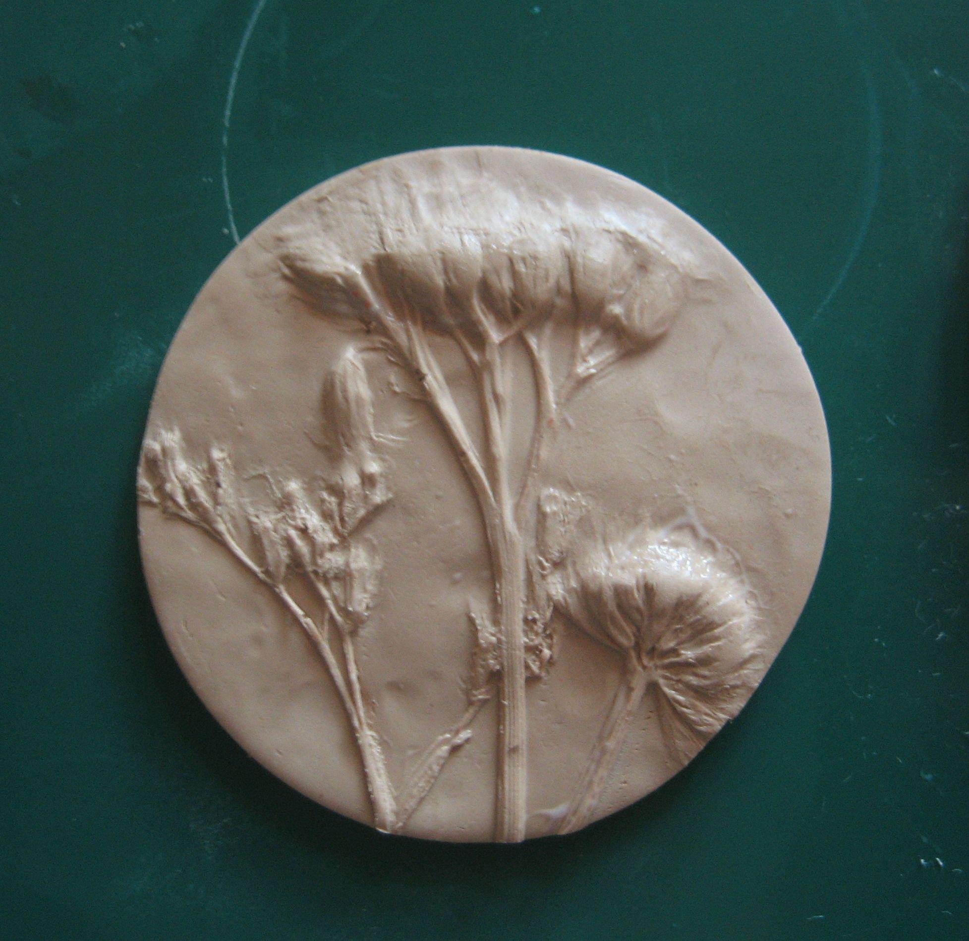 молд из полимерной глины
